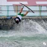WBC独家采访中国滑水新星段振坤