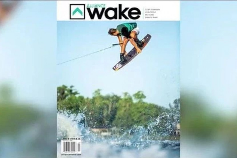 Cory Teunissen 的杂志封面照