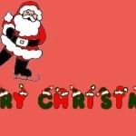 圣诞老人除了雪橇还有这个!