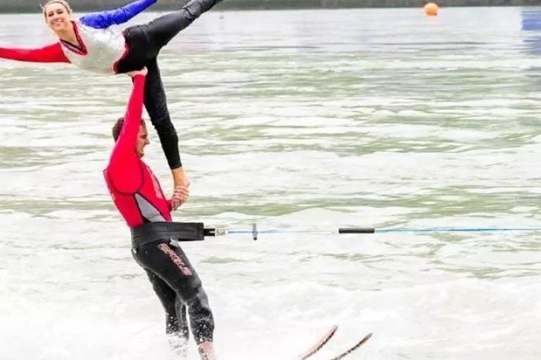 2019中美澳艺术滑水精英赛启动
