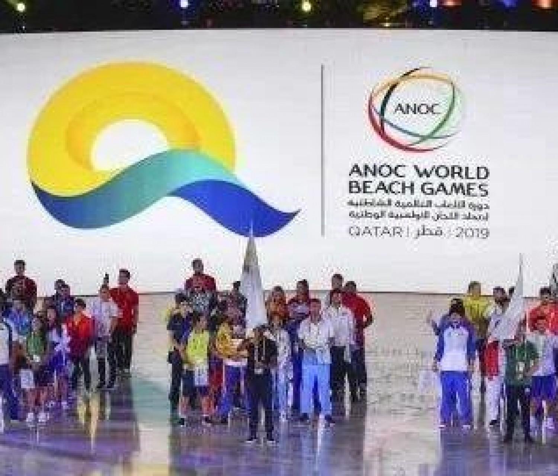 第一届世界沙滩运动会滑水项目4枚金牌揭晓