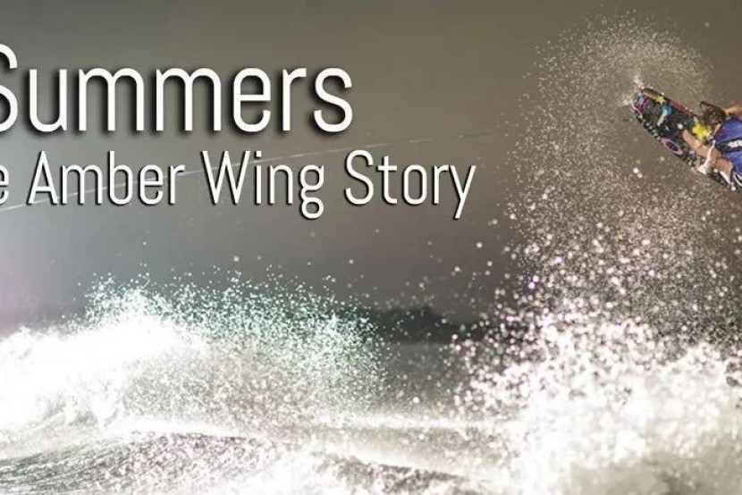 人物   33个夏天—–Amber Wing