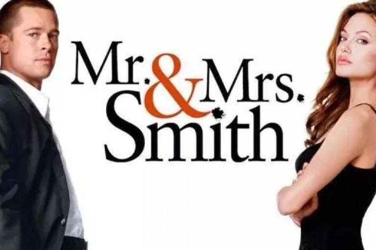"""""""史密斯夫妇"""":Dean Smith(迪恩-史密斯)、Amber Smith(安贝尔-史密斯)"""