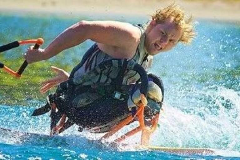 谁都可以滑水 — 弗吉尼亚Adaptive水上运动学校